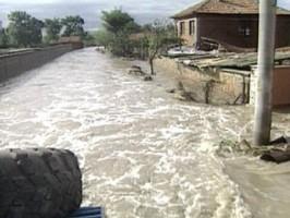 В община Калояново изпитаха гнева на високите води