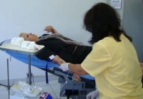 Мария Капон дари 450 мимилитра от кръвта си - нулева положителна